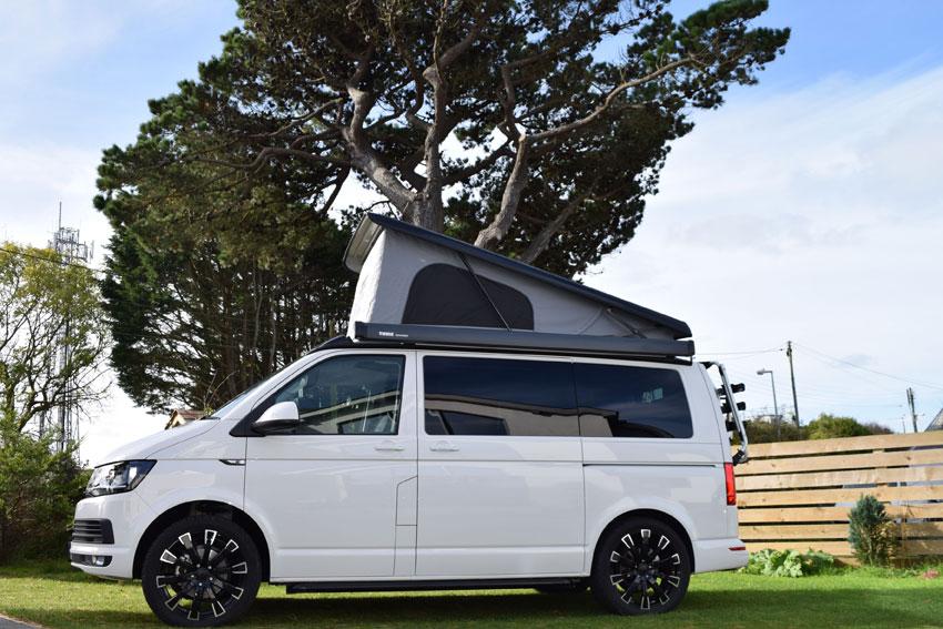 T5 Camper For Sale New Volkswagen Campervans