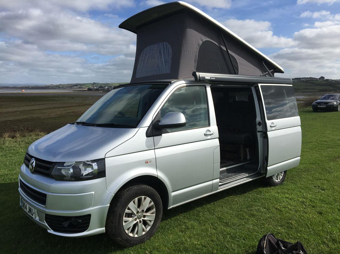 T5 Camper for sale, New Volkswagen T5 campervans for sale