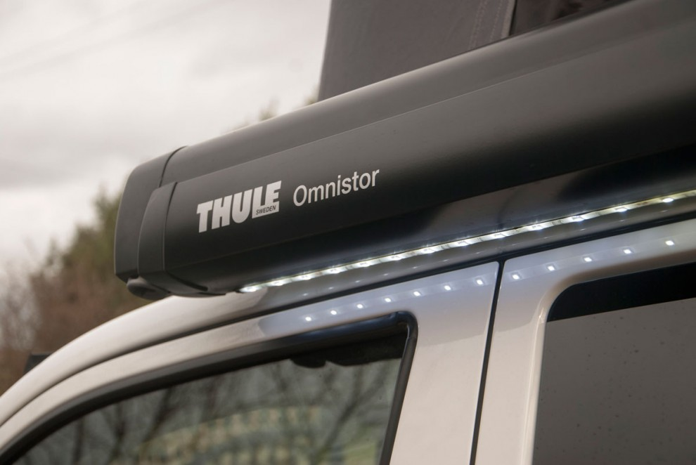 Commercial Truck Caps Rack amp Opt Ions Professional Thule
