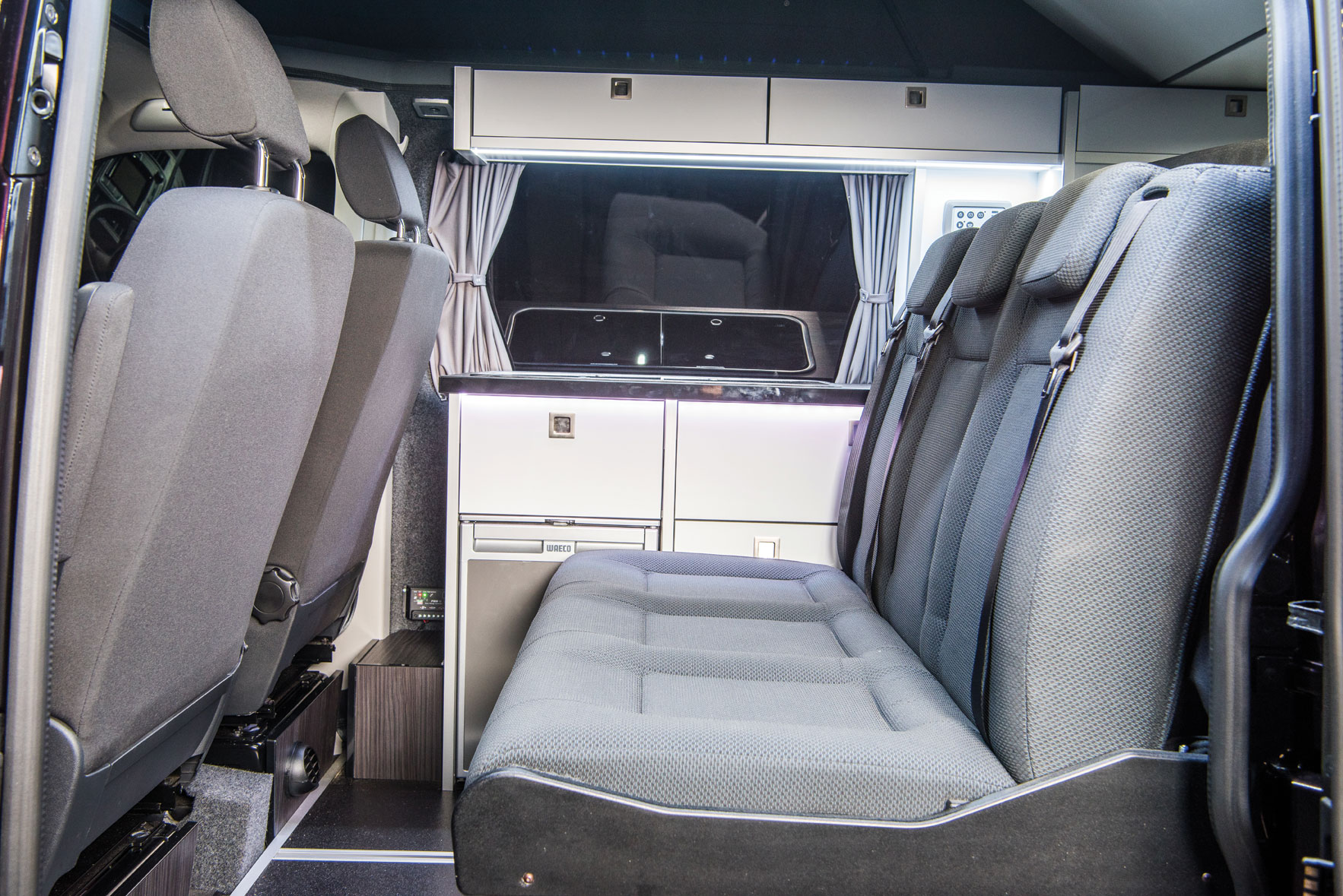 Sliding Seat System Vw T5 Camper Conversion Company