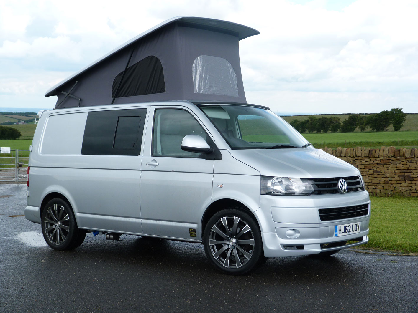 t5 camper for sale new volkswagen t5 camper vans for sale. Black Bedroom Furniture Sets. Home Design Ideas